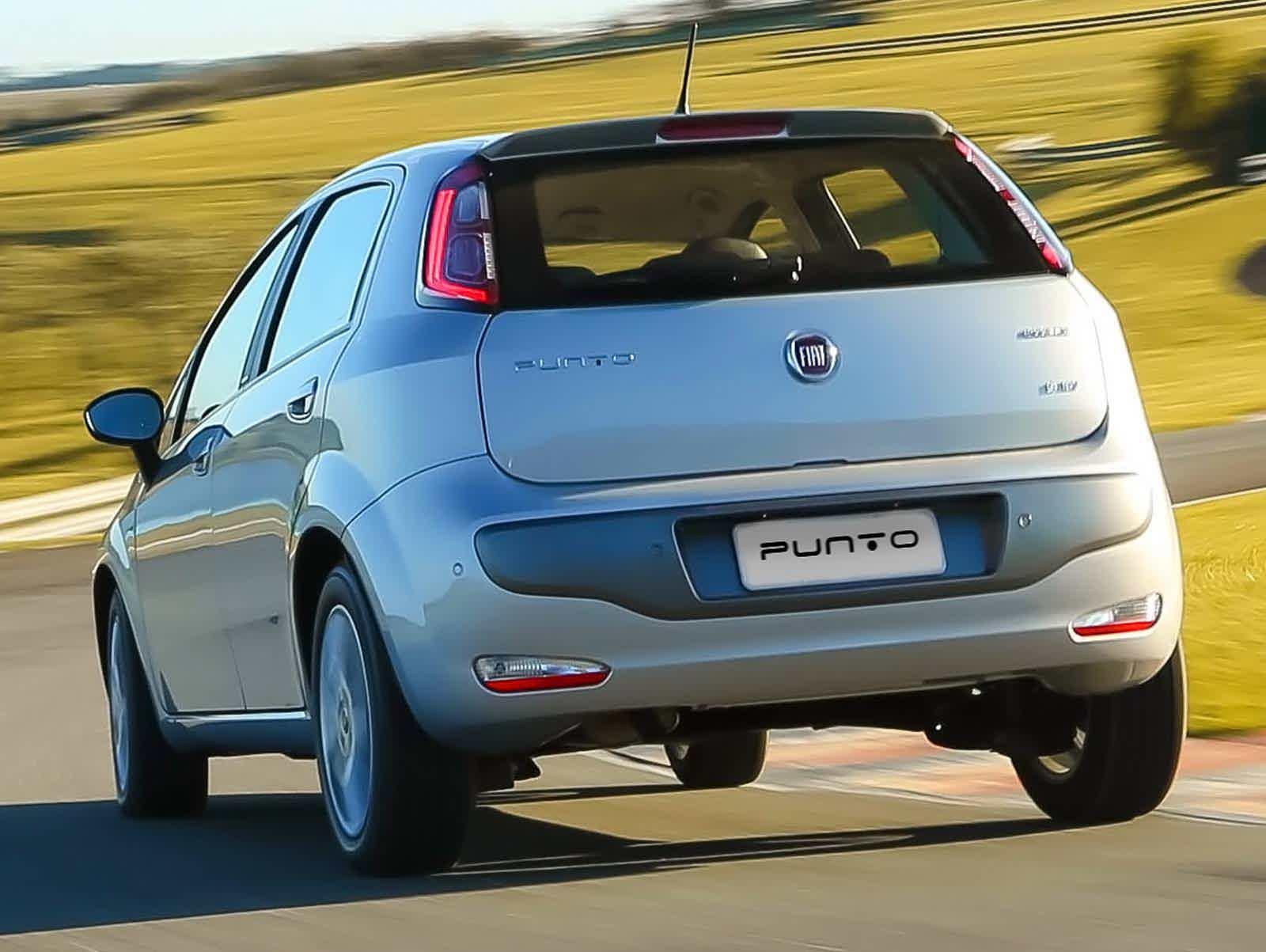Fiat Punto Essence dualogic 1.6 2017