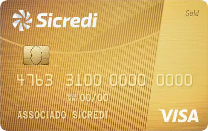 Como solicitar cartão Sicredi Gold