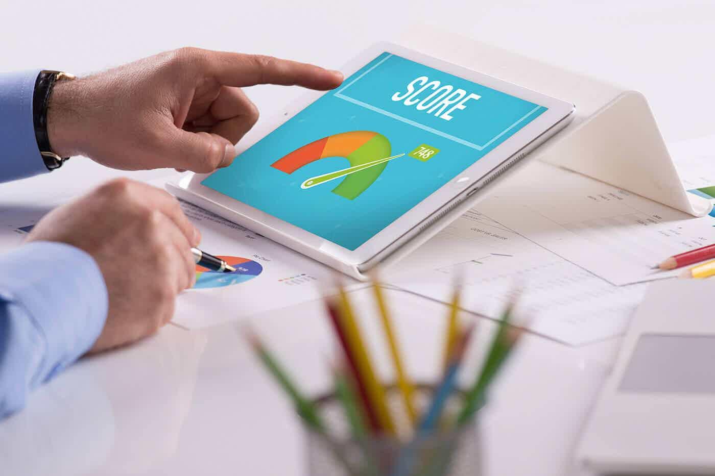 Como solicitar empréstimo online com score baixo?