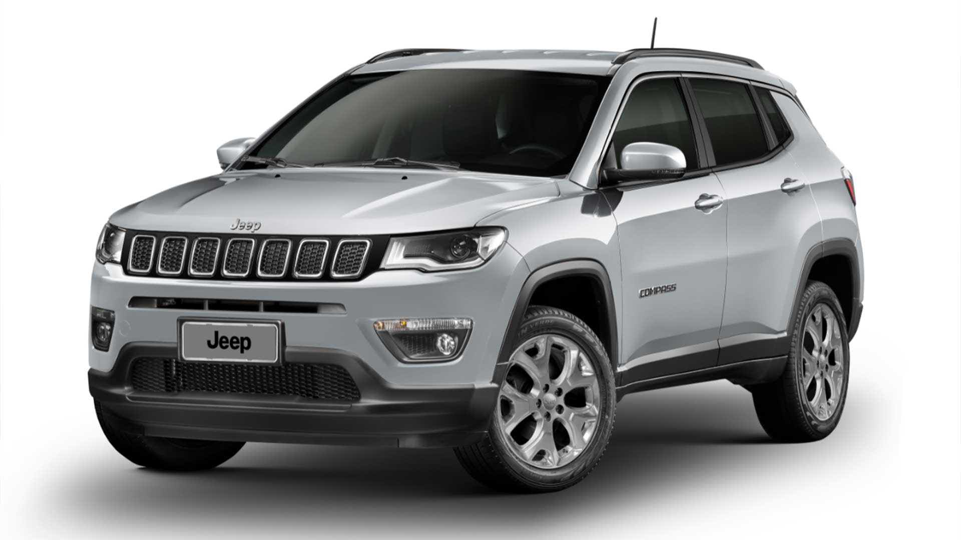 Prós e contras do Jeep Compass