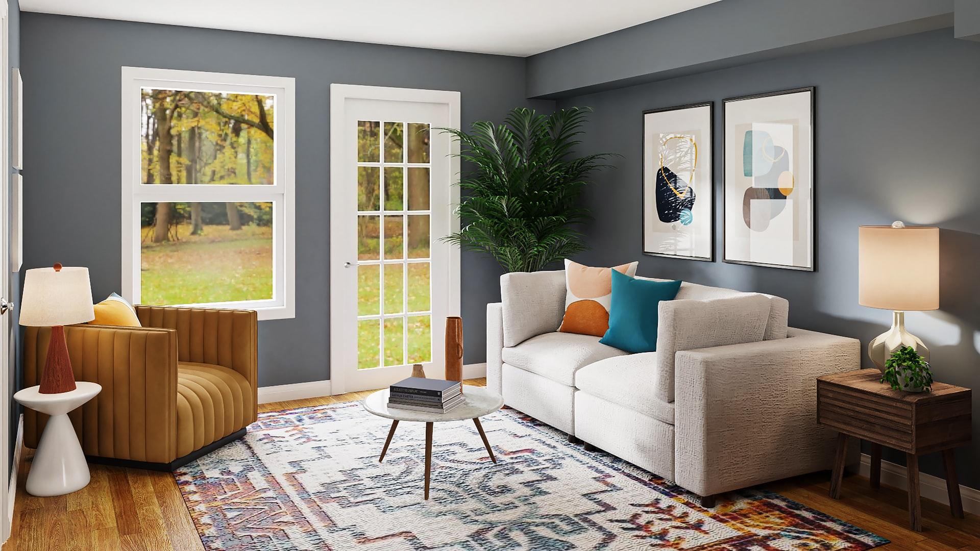 Como funciona o curso de decoração de interiores Domestika?