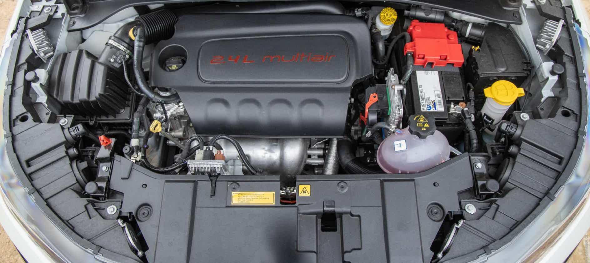 Motor Fiat Toro 2020