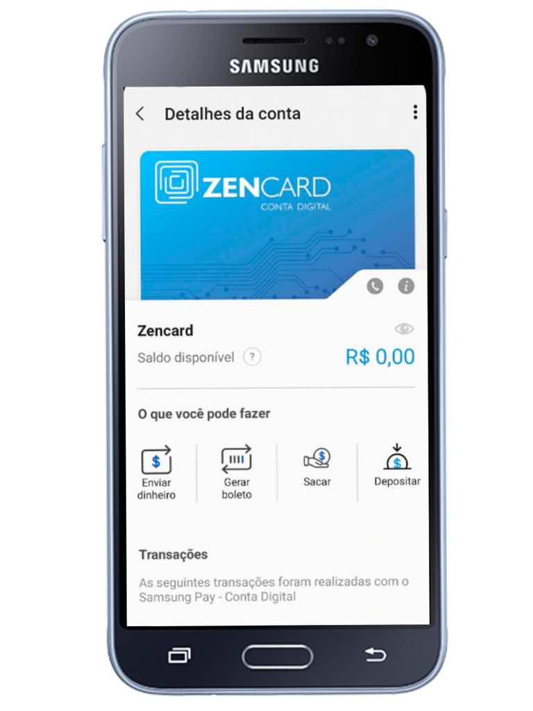 BAIXAR APLICATIVO cartão de crédito Zencard