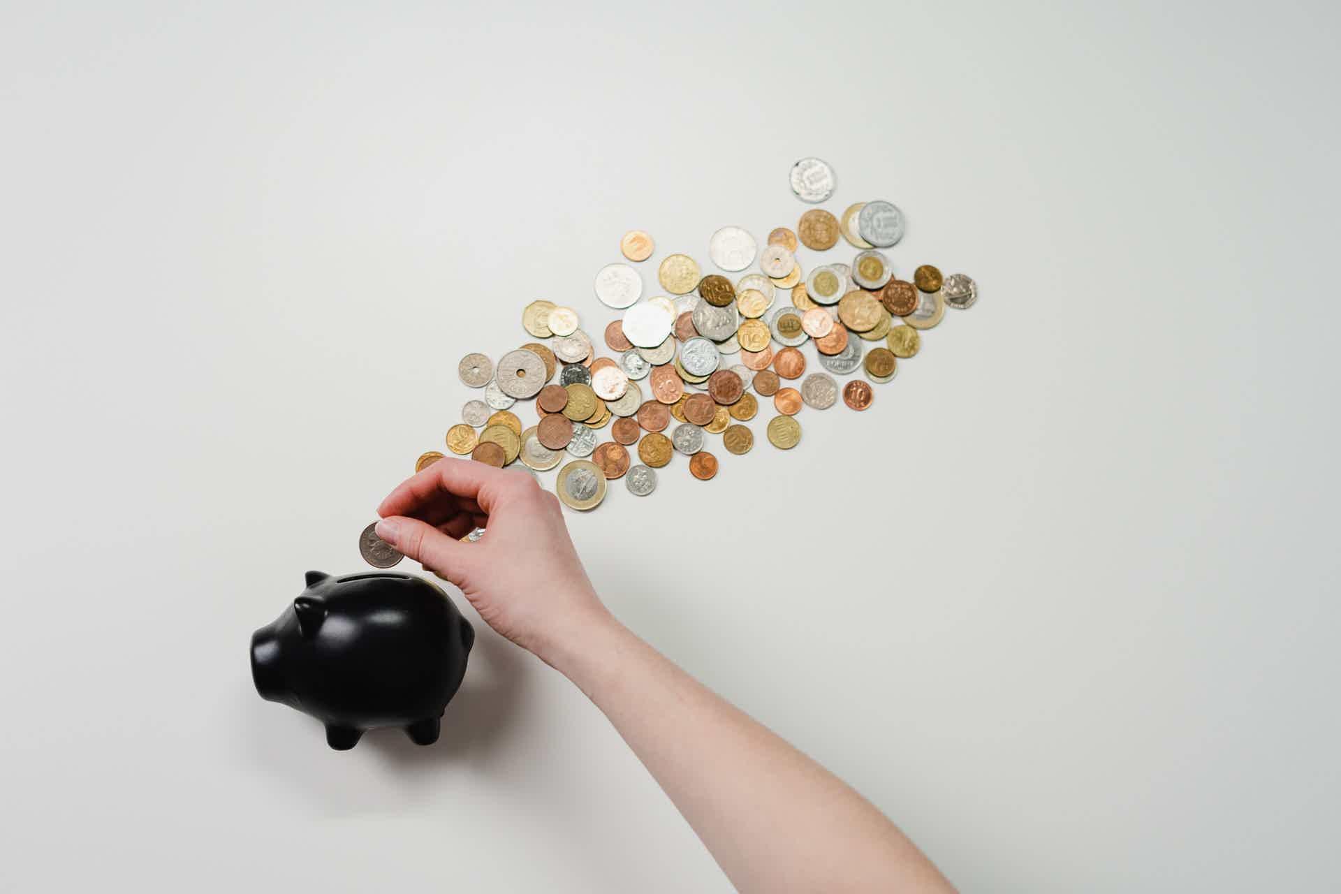 começar a guardar dinheiro exige determinação