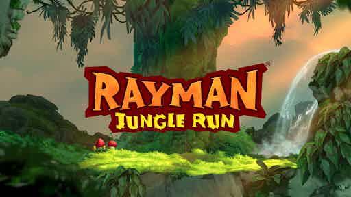 RAYMAN JUNGLE RUN entre os Melhores jogos para passar o tempo no celular